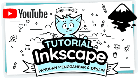 Tutorial Inkscape playlist