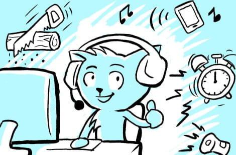 Menghilangkan Noise Ketika Rekaman Youtube, Streaming dan Video Call