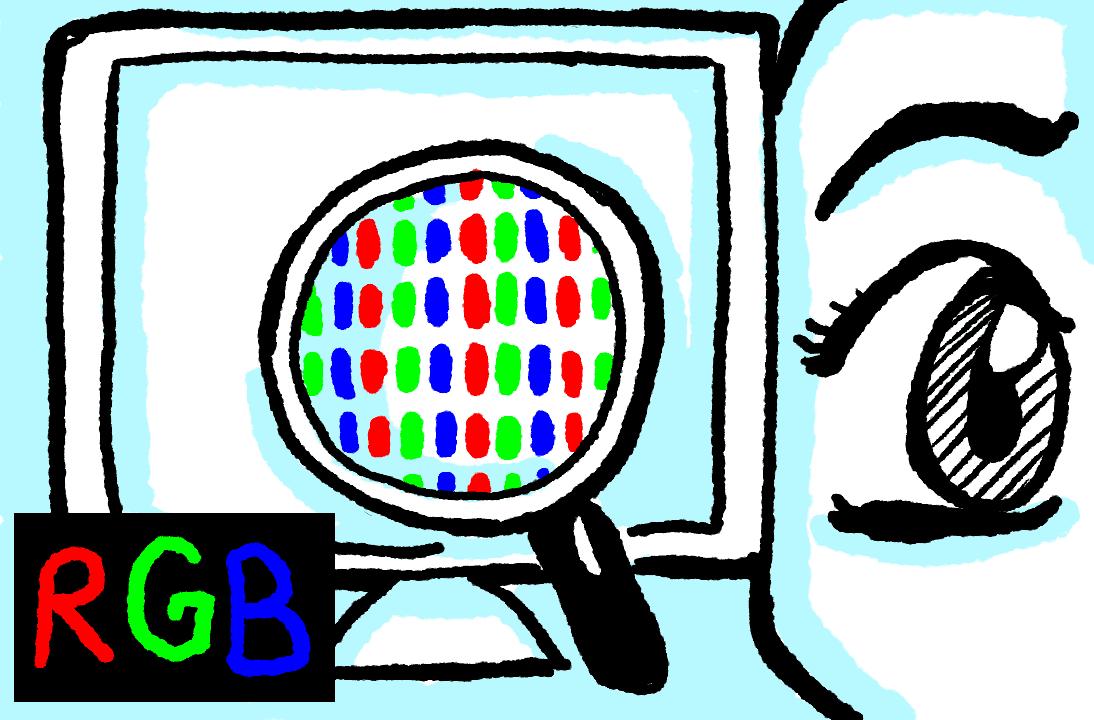 Warna RGB dan Hubungannya dengan Sistem Penglihatan Manusia.