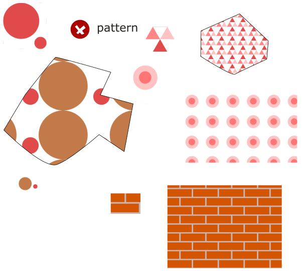 Patterns in Inkscape