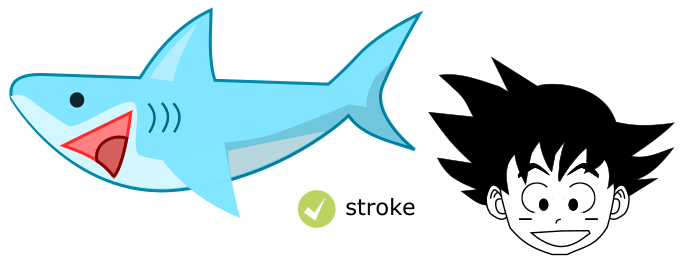 Shapes in Inkscape 2