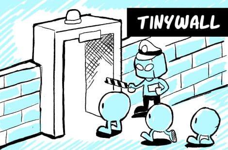 TinyWall untuk Membatasi Akses Internet Aplikasi PC – Penghemat Kuota